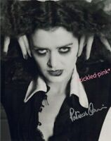 Patricia Quinn as Magenta From The Rocky Horror picture show Signed 8x10 pic COA