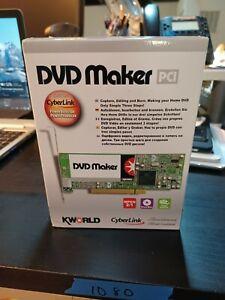 Kworld VS-L883D X-Pert DVD Maker PCI Video Capture Card
