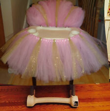Wedding Party Tulle Table Skirt Tableware Cover Birthday Baby Shower Home Decor