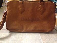Brand New Desigual Crossbody/Handbag/Purse 3 Large Compartments