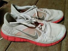 Nike Free Run 5.0 Reflective. H2o repel. Outdoors runners.  8.5 us.
