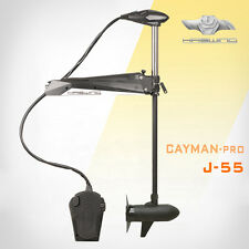 15% OFF!! HASWING CAYMAN-Pro 55LB BOW MOUNT ELECTRIC TROLLING MOTOR 50720