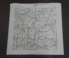 Wisconsin Richland County Map Sylvan Township c.2010 Master