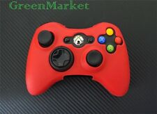 1x Brand new Xbox360 Controller Silicon Protective Cover- Red Color