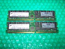 4GB HP DDR PC1600R 200MHz CL2.5 ECC Reg Server RAM
