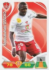 ABDOULWHAID SISSOKO STADE BRESTOIS TRADING CARDS ADRENALYN PANINI FOOT 2013