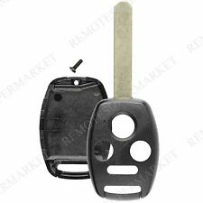 Replacement for 2003-2007 Honda Accord Sedan Remote Car Key Entry Fob Shell Case