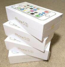 Apple iphone 5S 16GB smartphone débloqué or boîte scellée