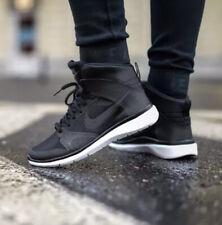 Nike 705153 Dunk Ultra Modern Black Hi Top Sneakers Trainers Shoes Womens 39 8