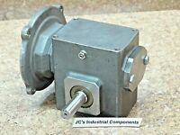 Grove Gear   25:1  ratio   Stainless speed reducer   56C   353 In Lb   BMQ215-3