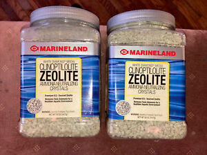 Marineland White Diamond Media 50oz. Lot of 2