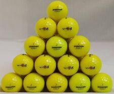 48 Bridgestone E6 Yellow Mint Recycled 5A Used Golf Balls - 4 Dozen