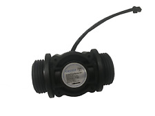 Gredia 1 Water Flow Sensor Food Grade Switch Hall Effect Flowmeter Fluid Meter