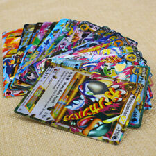 18Pcs Pokemon TCG 18 CARD MEGA Poke Cards EX Charizard Venusaur Blastoise Game