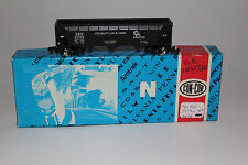 CON COR N SCALE CHESAPEAKE & OHIO C&O #47250 TRIPLE BAY HOPPER, NICE, BOXED
