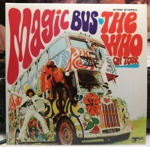 THE WHO MAGIC BUS Mini Lp CD