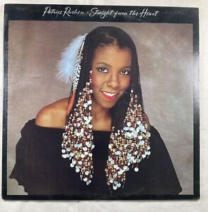 Patrice Rushen Straight from the Heart - E1-60015 LP
