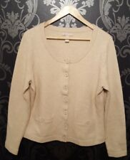 Banana Republic Womens Ladies Buttoned Cardigan Blouse  Size XL