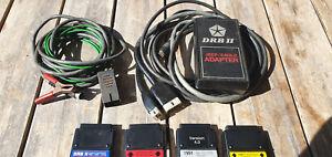 Chrysler Jeep Eagle DRB 2 Diagnose Scanner Adapter Super Card Cartridge 83-93