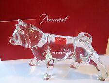 NEW in Original Baccarat Box- BACCARAT Crystal ZODIAC DOG Year of the Dog 2006