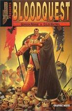 Bloodquest I by Gordon Rennie; Colin MacNeill