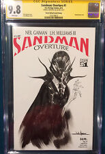 JAE LEE ORIGINAL Signed Sketch Art CGC 9.8 SANDMAN NEIL GAIMAN