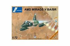 PJ Production 721027 1/72 AMD MIRAGE V BA/BR