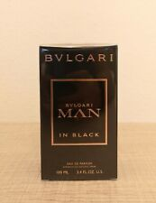 Bvlgari Man in Black Edp Eau de Parfum Spray for Men 100ml