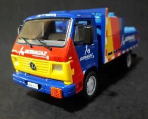 Classic Trucks From Brazil - Volkswagen 8150 Ultragaz Delivery Truck  Ixo Altaya