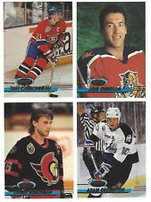 1993/94 OPC Upper Deck Parkhurst Score Ultra + Hockey - Finish Your Set- Pick 20