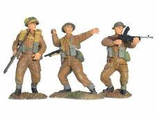 W Britain Toy Soldiers 17714 WWII  WW2 British Infantry Advancing Set No 1