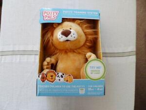 Potty Pals Potty Training System KatieKittty New Gift Toy Singing Stuffed Animal