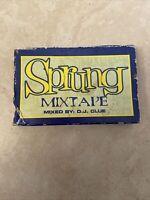 Sprung Mixtape: Mixed By: DJ Clue PROMO MUSIC AUDIO CASSETTE w/ Artwork Jay-Z +