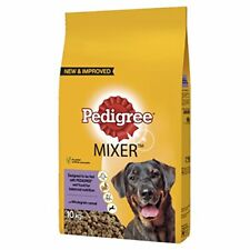 Pedigree Mixer Dry Dog Food for Adult Dogs 1+, 1 Bag (1 x 10 kg)
