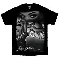 Lowrider Cholo Chola Chicano Art David Gonzales DGA T Shirt