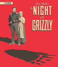 NIGHT OF THE GRIZZLY (OLIVE...-NIGHT OF THE GRIZZLY (OLIVE SIGNATURE Blu-Ray NEW