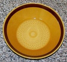 CROWN LYNN NEW ZEALAND- LOVELY RETRO SERVING BOWL- FRISCO PATTERN