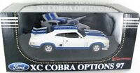 Ford XC Cobra Options 97 DieCast 1:32 Scale Boxed Die Cast Model Cars Boxed New