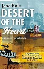 NEW Desert of the Heart By Jane Rule Paperback Free Shipping
