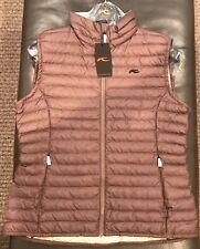 KJUS Womens Cypress Down Vest. 44 EU / 2XL (14 US) Dusty Lilac (retail $299) NEW