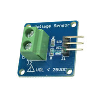 DC Voltage Sensor Module Voltage Detector Divider for Arduino DG New M