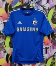 CHELSEA FC Football Shirt Soccer Jersey Training Top Adidas 2012 Mens size S