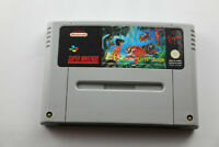 Jeu LE LIVRE DE LA JUNGLE pour Super Nintendo SNES version PAL