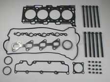 FOR TOYOTA AVENSIS T25 AURIS RAV4 2.0 2.2 D4D 1AD 2AD TD HEAD GASKET SET & BOLTS