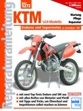 WERKSTATTHANDBUCH REPARATURANLEITUNG WARTUNG 5272 KTM LC4 ENDUROS und SUPERMOTOS