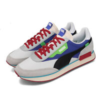 Puma Future Rider Ride On White Blue Green Red Black Men Women Unisex 372838-01