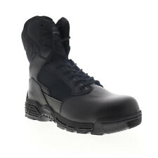 Magnum Stealth Force 8.0 SZ CT 5866 Mens Black Leather High Top Tactical Boots