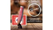 Cigarettes (Blue) by Les French Twins - Magic Tricks