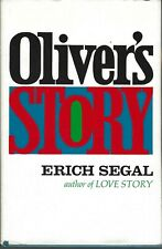 Oliver's Story Signed by ERICH SEGAL