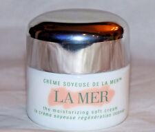 Creme SOYEUSE De La Mer Moisturizing SOFT Cream .5 fl oz